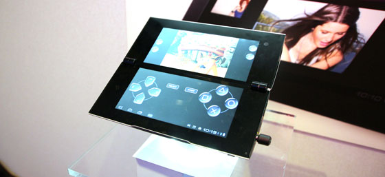 Sony Tablet P Playstation