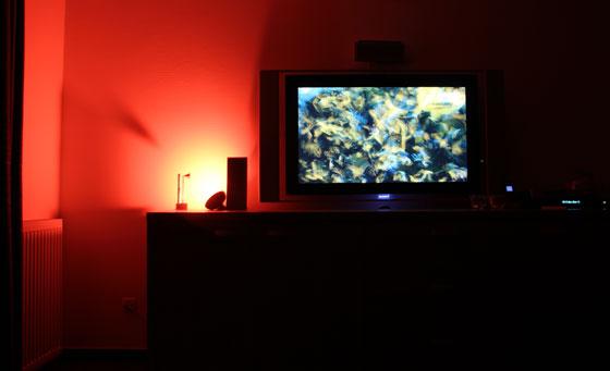 review philips livingcolors bloom met smartlink. Black Bedroom Furniture Sets. Home Design Ideas