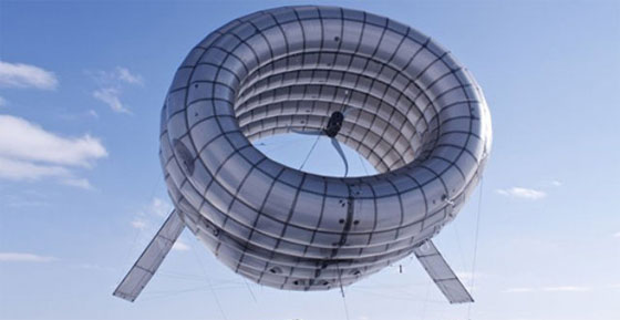 Altaeros Energies Turbine