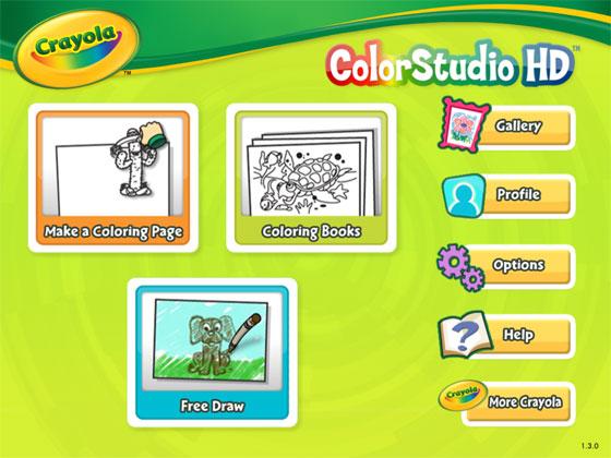 kleurplaten digitaal inkleuren