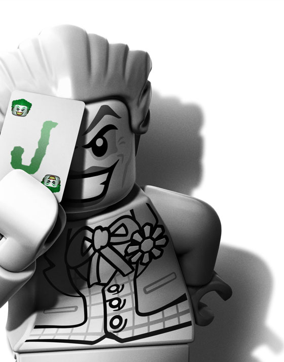 LEGO Batman 2: DC Superheroes - The Joker