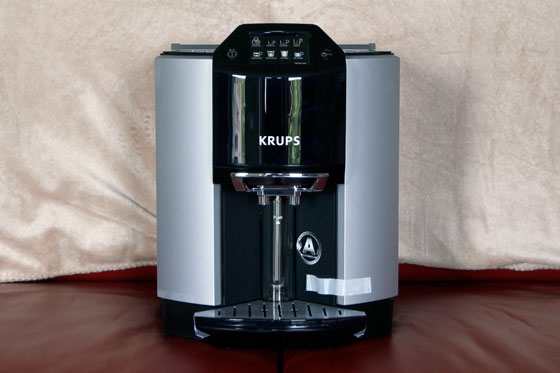 unboxing krups ea9000 cappuccinomachine. Black Bedroom Furniture Sets. Home Design Ideas