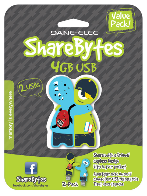 ShareBytes 4GB