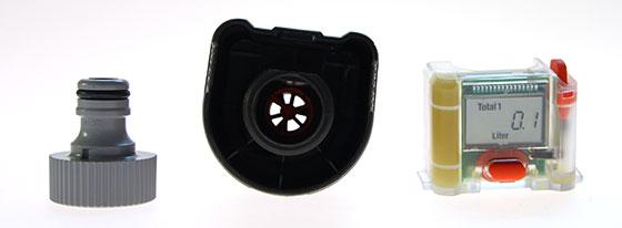 Favoriete Review: Gardena Watermeter - GadgetGear.nl HT82