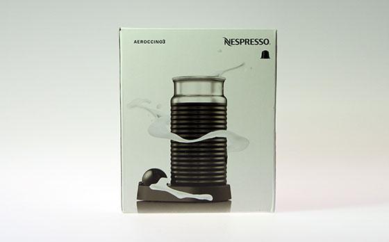 Nespresso Aerroccino3 Packshot
