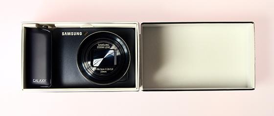 Samsung Galaxy Camera Unboxing-1
