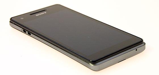 Sony Mobile Xperia T Bovenkant