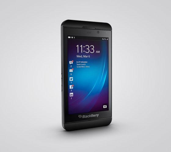 BlackBerry Z10 Staand