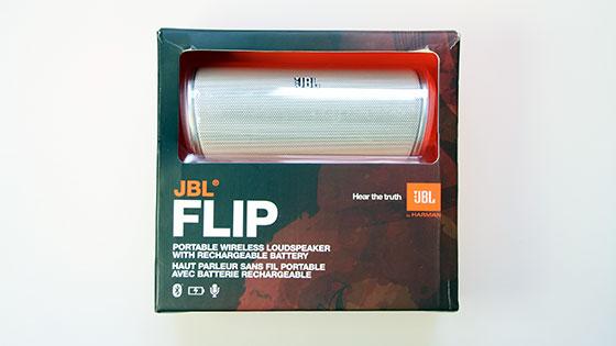 JBL Flip Packshot