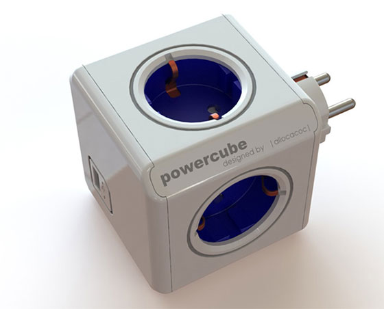 Allocacoc PowerCube USB