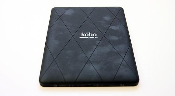 Kobo Glo Back