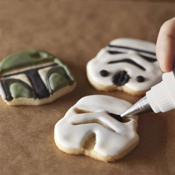 Star Wars Koekjes Kleur
