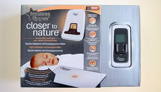 Tommee Tippee DECT Babyfoon Packshot
