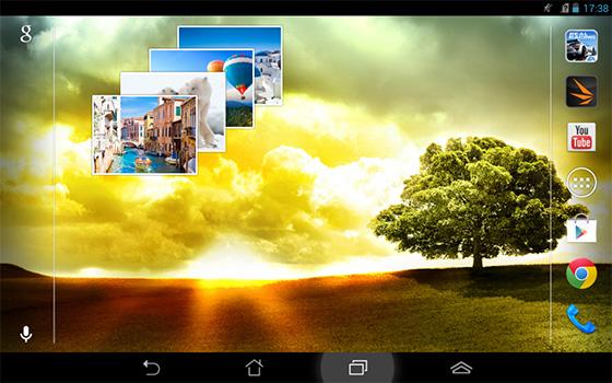 Fonepad interface