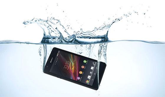 Sony Xperia ZR Water