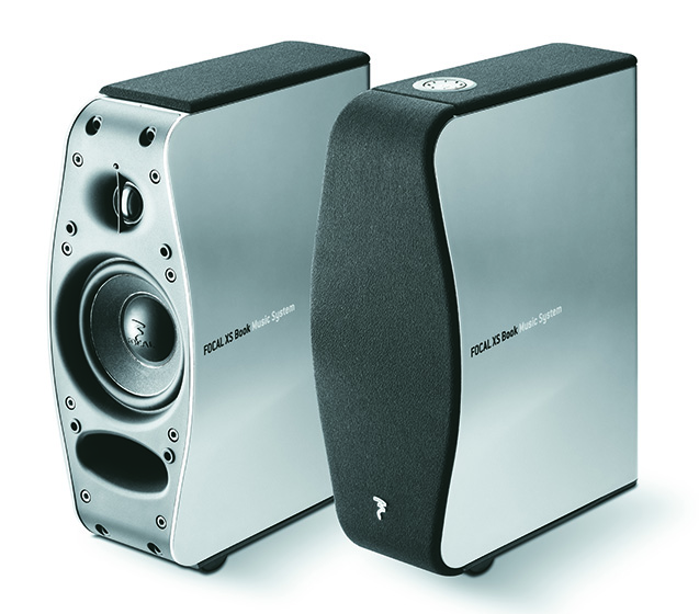 Focal XS Book Top View