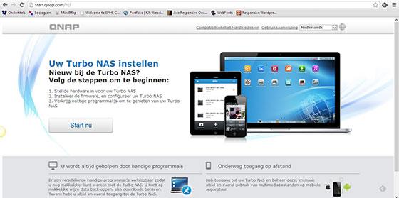 Review: Qnap TS-421 (NAS) - GadgetGear nl