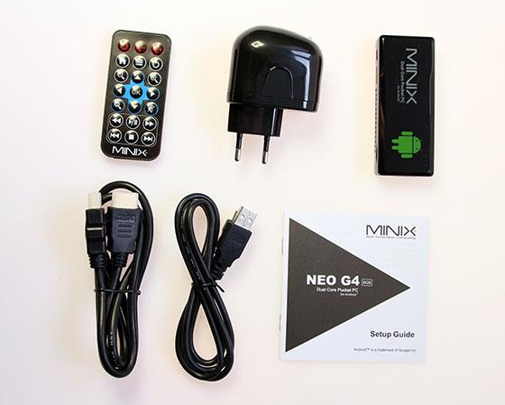 Minix-Neo-G4-Unboxing