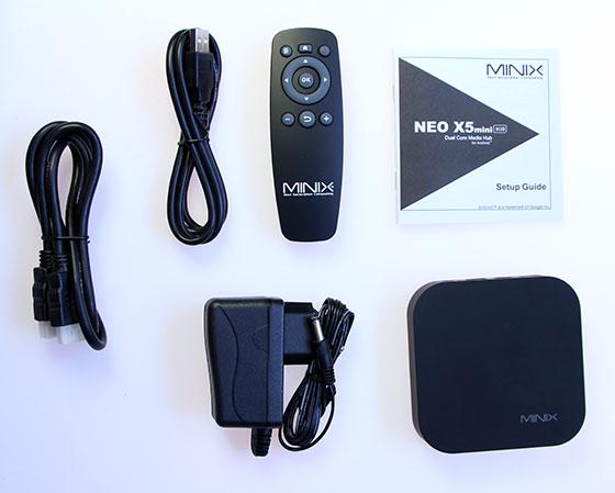 Minix-Neo-X5-Mini-Unboxing