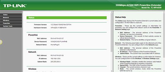 TL-WPA4220-Setup-scherm
