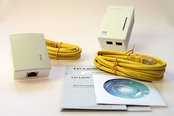 TL-WPA4220KIT-Unboxing