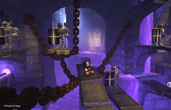 Mickey mouse castle of illusion gameplay