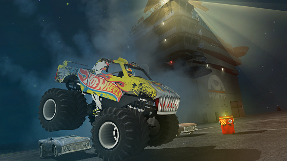 Hot Wheels MonsterTruckShot