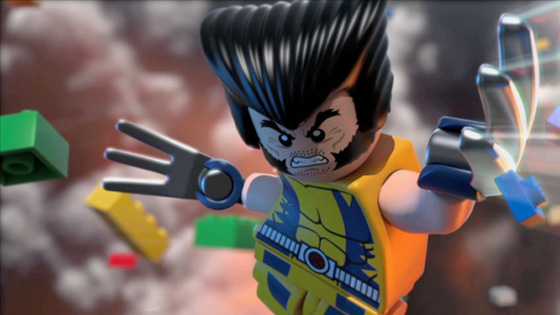 Lego Marvel Super Heroes (gamescom) 2