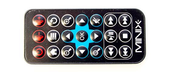 Minix-Neo-X5-Afstandsbediening