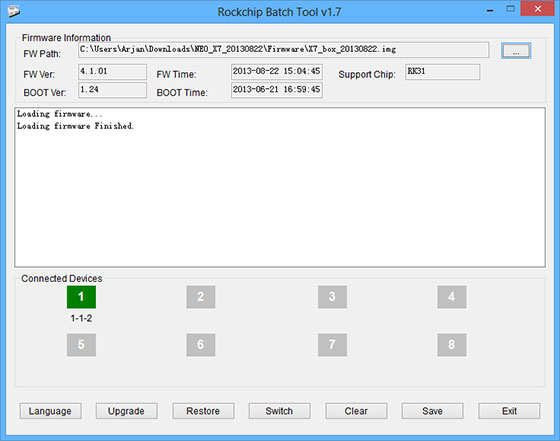 Rockchip-Batch-Tool-Start