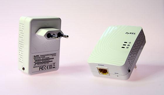 ZyXEL-PLA5205-Adapters