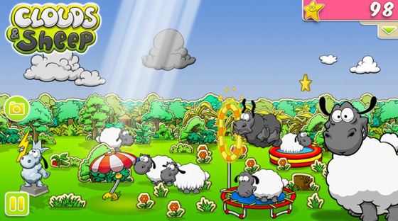 Clouds&Sheep 2