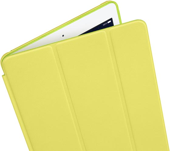 IPad Air smart_yellow