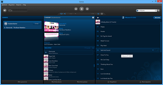 Sonos PC Software