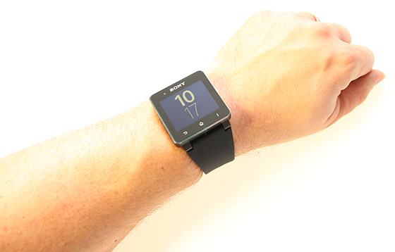 Review: Sony SmartWatch 2
