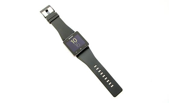 Sony-SmartWatch-Klok