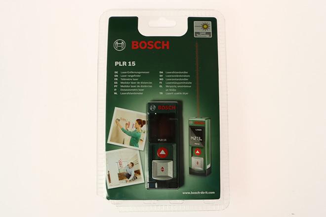 Bosch PLR 15 Packshot