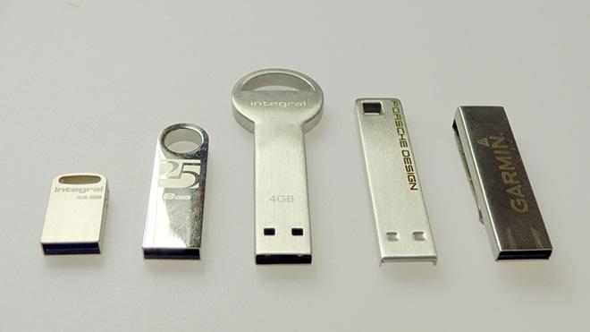LaCie Porsche Design USB Key 32GB Vergelijking