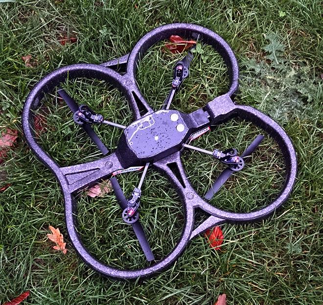 Parrot AR.Drone 2.0 Nat