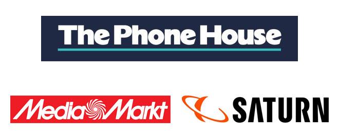 phone house voortaan aanwezig in media markt en saturn. Black Bedroom Furniture Sets. Home Design Ideas
