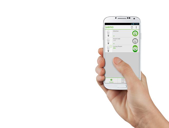 Belkin WeMo F5Z0489 App