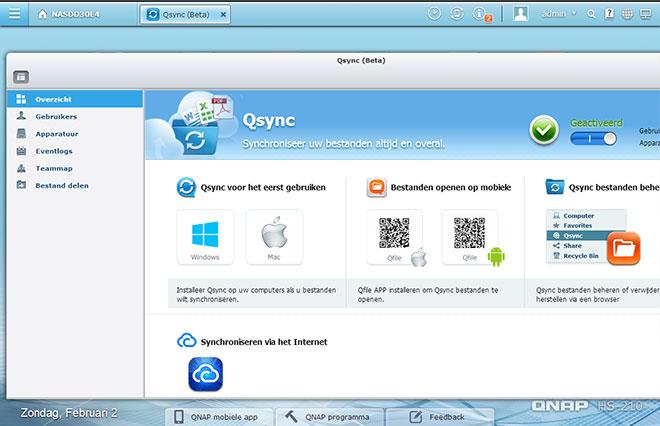 QNAP-Qsync