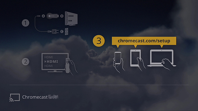Chromecast-Screen-Startup