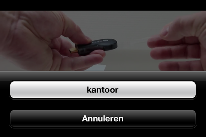 Test: Google Chromecast (H2G2-42) - GadgetGear nl
