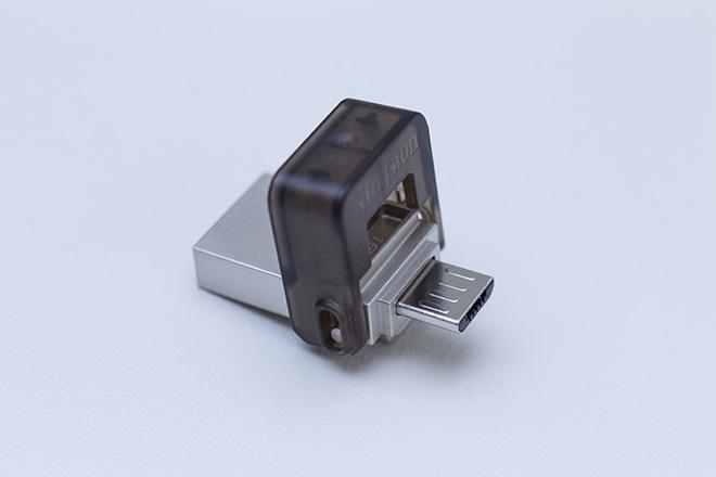 Kingston DataTraveler microDuo 16GB Klep
