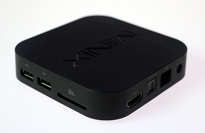 Minix Neo X7 Mini Design