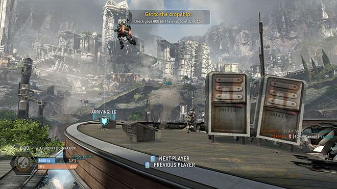 Titanfall-Missie-Dropship