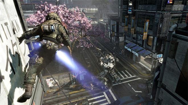 Titanfall-Piloot