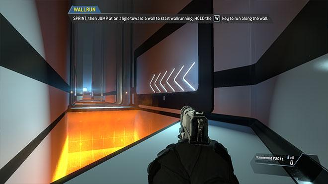 Titanfall-Training
