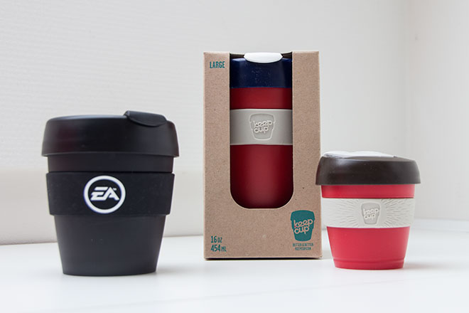 KeepCup-Unboxing
